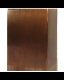Modern Copper Art Urn