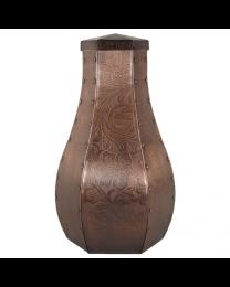 Santa Fe Constant Companion Copper Urn