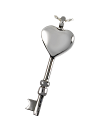 Stainless Steel Key to My Heart II