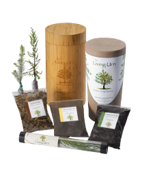 The Living Urn: Grow a Living Memorial
