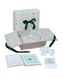 Handcrafted Funeral Service Memory Box