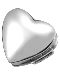 Mini Silver Sweet Heart Keepsake
