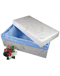 Biodegradable Paper Casket For Baby