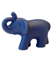 Baby Elephant Ceramic Keepsake Urn