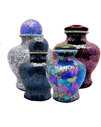 Glass Reflections Cremation Urn