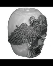 Celestial Embrace Angel Urn
