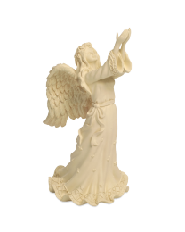 Reaching for the Stars Angel Cremation Keepsake