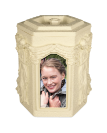 Eternally Loved Angel Urn