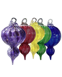 Solace Ornament Glass Cremation Keepsake