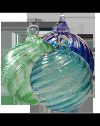 Timeless Sphere Glass Cremation Keepsake