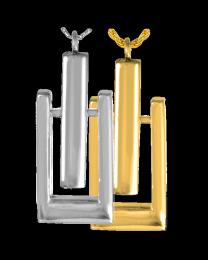 Timeless Pendulum Cremation Pendant
