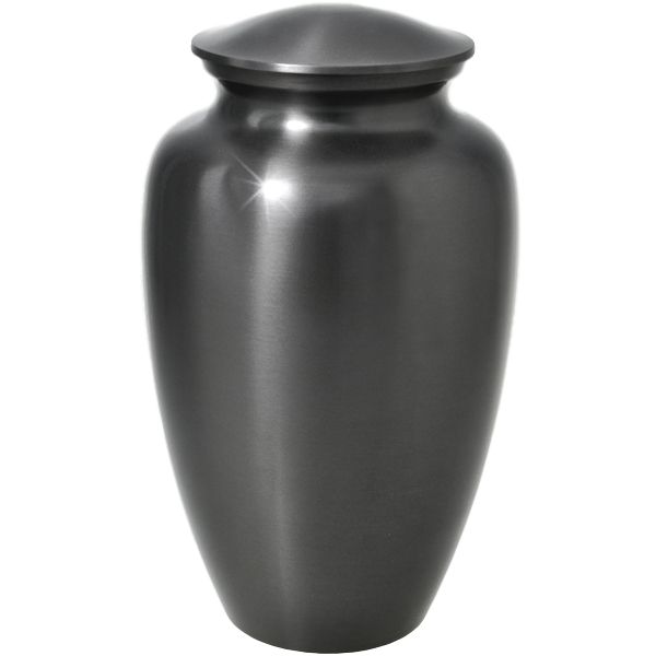 Engravable Brass Cremation Container | Urn For Human Ash | Memorial Gallery