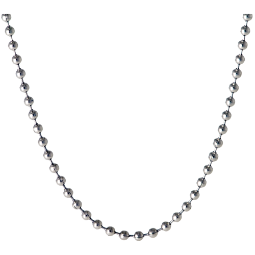m ball chain thomas click medium size view necklace larger carrier en image to cm sabo