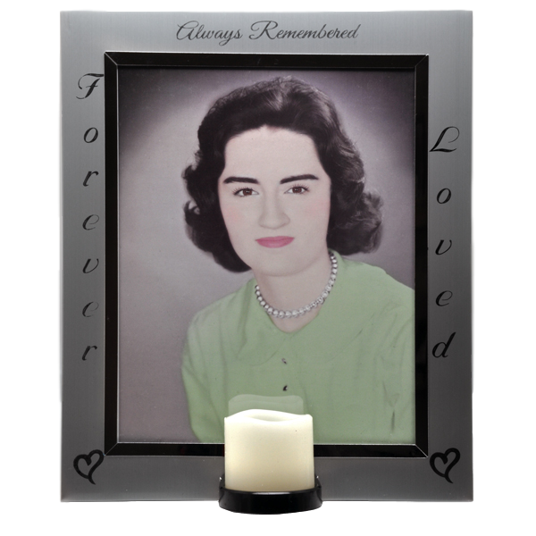 Memorial Picture Frames| Funeral Accessory | Memorial Gallery