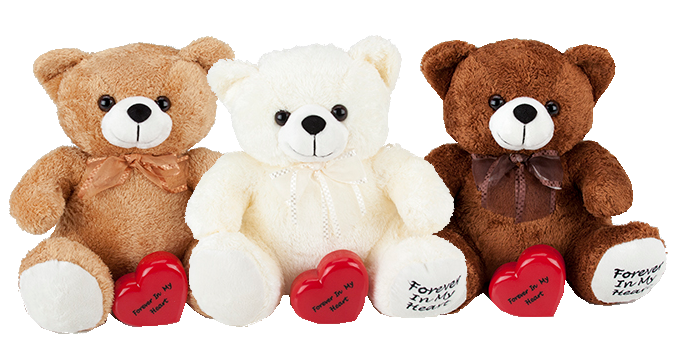 Stuffed Teddy Bear Urn For Infant Ashes Memorial Gallery