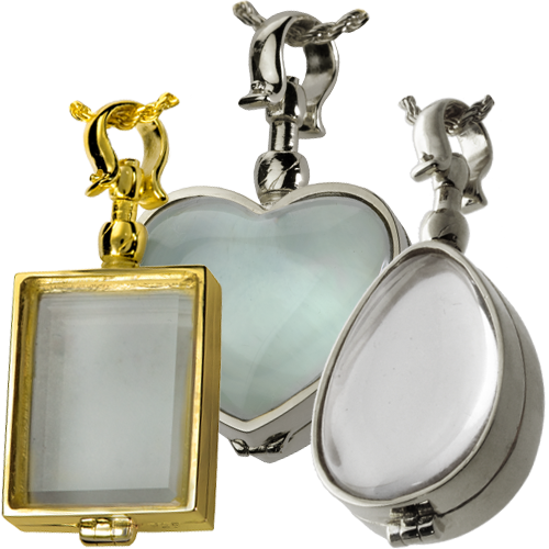 Glass locket keepsake jewelry sterling silver memorial gallery victorian lockets in different shapes and metals mozeypictures Choice Image