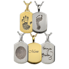 Personalized Petite Dog Tag