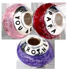 Art Glass Cremation Bead