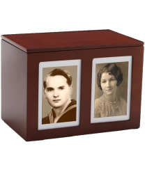 Companion Urn: Memory Box