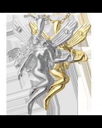Fairy Cremation Pendant