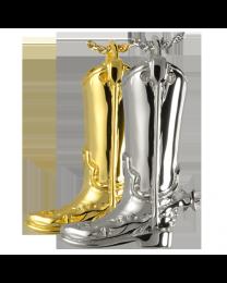 Cowboy Boot Cremation Pendant