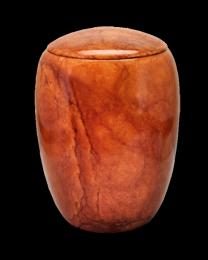 Alabaster Stone Urn- Valor
