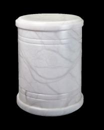 Alabaster Cremation Urn- Radiant