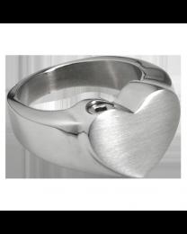 Bold Heart Ring