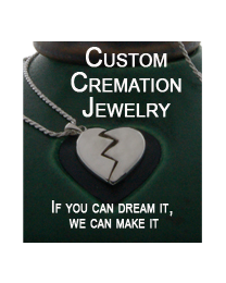 Custom Cremation Jewelry: Pendant or Ring