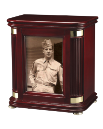 Honor II High Gloss Photo Urn