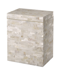 Paragon Mother of Pearl Ivory Urn