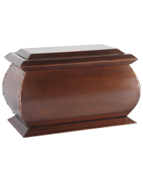 Senator Copper Cremation Urn