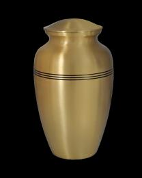 Golden Classic Cremation Urn