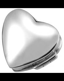 Mini Silver Sweet Heart Memento