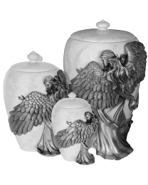 Angel's Embrace Cremation Urn