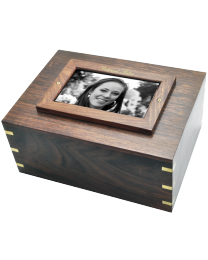 Perfect Wooden Box With Photo Frame