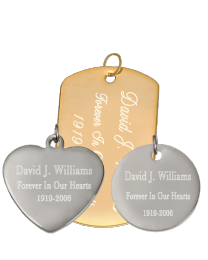 Engravable Value-Priced Tags